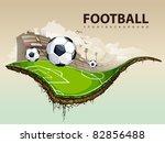 vector illustration of surreal... | Shutterstock .eps vector #82856488