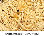 background noodle for meal | Shutterstock . vector #82974982