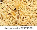 background noodle for meal   Shutterstock . vector #82974982