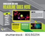 vector of web design background ... | Shutterstock .eps vector #83150254