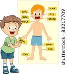 illustration of a kid...   Shutterstock .eps vector #83217709