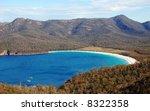 wineglass bay  freycinet... | Shutterstock . vector #8322358