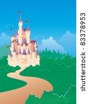 castle | Shutterstock .eps vector #83378953
