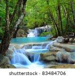 Erawan Waterfall  Kanchanaburi...