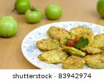 Fried Green Tomatoes Battered