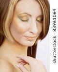 gorgeous woman   Shutterstock . vector #83961064