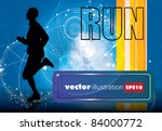 sport vector illustration   Shutterstock .eps vector #84000772