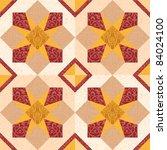 Ceramic Mosaic Floor Tiles...
