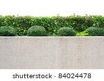 Exterior Decoration Of Garden...