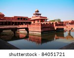 fatehpur sikri  india. it is a... | Shutterstock . vector #84051721