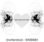 vector cupids   Shutterstock .eps vector #8408884