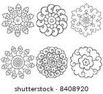 pattern | Shutterstock .eps vector #8408920