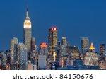 new york city   august 24 ... | Shutterstock . vector #84150676