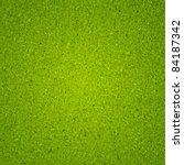 green grass texture vector... | Shutterstock .eps vector #84187342
