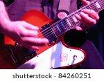 denver april 8   vocalist... | Shutterstock . vector #84260251