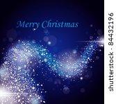 winter background. eps10 | Shutterstock .eps vector #84432196
