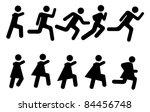 Running People   Vector...