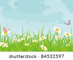 beautiful background with... | Shutterstock .eps vector #84532597