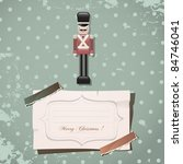 Christmas Nutcracker Soldier...