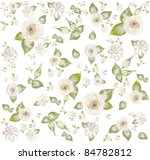 seamless background from a... | Shutterstock .eps vector #84782812