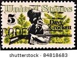 united states   circa 1967 ... | Shutterstock . vector #84818683