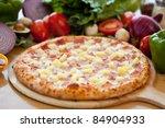 Hawaiian Pizza 5