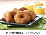 south indian food,a image showing indian south indian dish named  wada sambar - stock photo