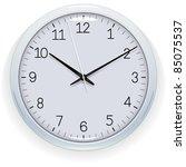 vector watch.   Shutterstock .eps vector #85075537