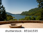 lake whatcom  washington | Shutterstock . vector #85161535