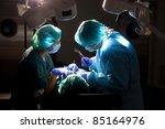 surgery | Shutterstock . vector #85164976