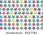ottoman style wallpaper pattern ...   Shutterstock .eps vector #8527783