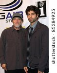 "Small photo of LOS ANGELES - SEPT 22: David Lee Miller, Adrian Grenier arriving at the premiere of ""Archie's Final Project"" at The Laemmle Monica 4-Plex on September 22, 2011 in Santa Monica, CA"