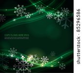 contemporary christmas...   Shutterstock .eps vector #85296586