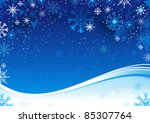 christmas background | Shutterstock .eps vector #85307764