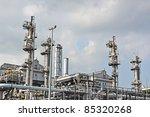 gas industry | Shutterstock . vector #85320268