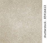 Vintage Polka Dot Texture. And...