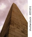 bunker hill memorial | Shutterstock . vector #855351