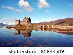 Eilean Donan Castle  Highlands  ...