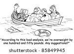 according to this load analysis ... | Shutterstock . vector #85849945