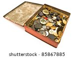 Clothing Buttons Collection In...