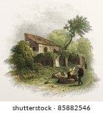 Sicilian Cottage Old...