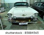 moscow   september 16  cadillac ... | Shutterstock . vector #85884565