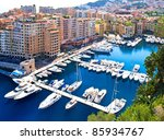 Fontvieille  New District Of...