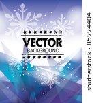vector background | Shutterstock .eps vector #85994404
