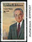 united states   circa 1973 ... | Shutterstock . vector #85999207
