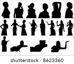 espousal | Shutterstock .eps vector #8623360