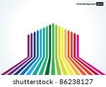 vector arrows eps10 | Shutterstock .eps vector #86238127