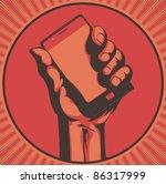vector illustration in retro...   Shutterstock .eps vector #86317999