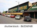 wall  south dakota   september... | Shutterstock . vector #86336968