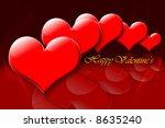 beautiful background design... | Shutterstock . vector #8635240